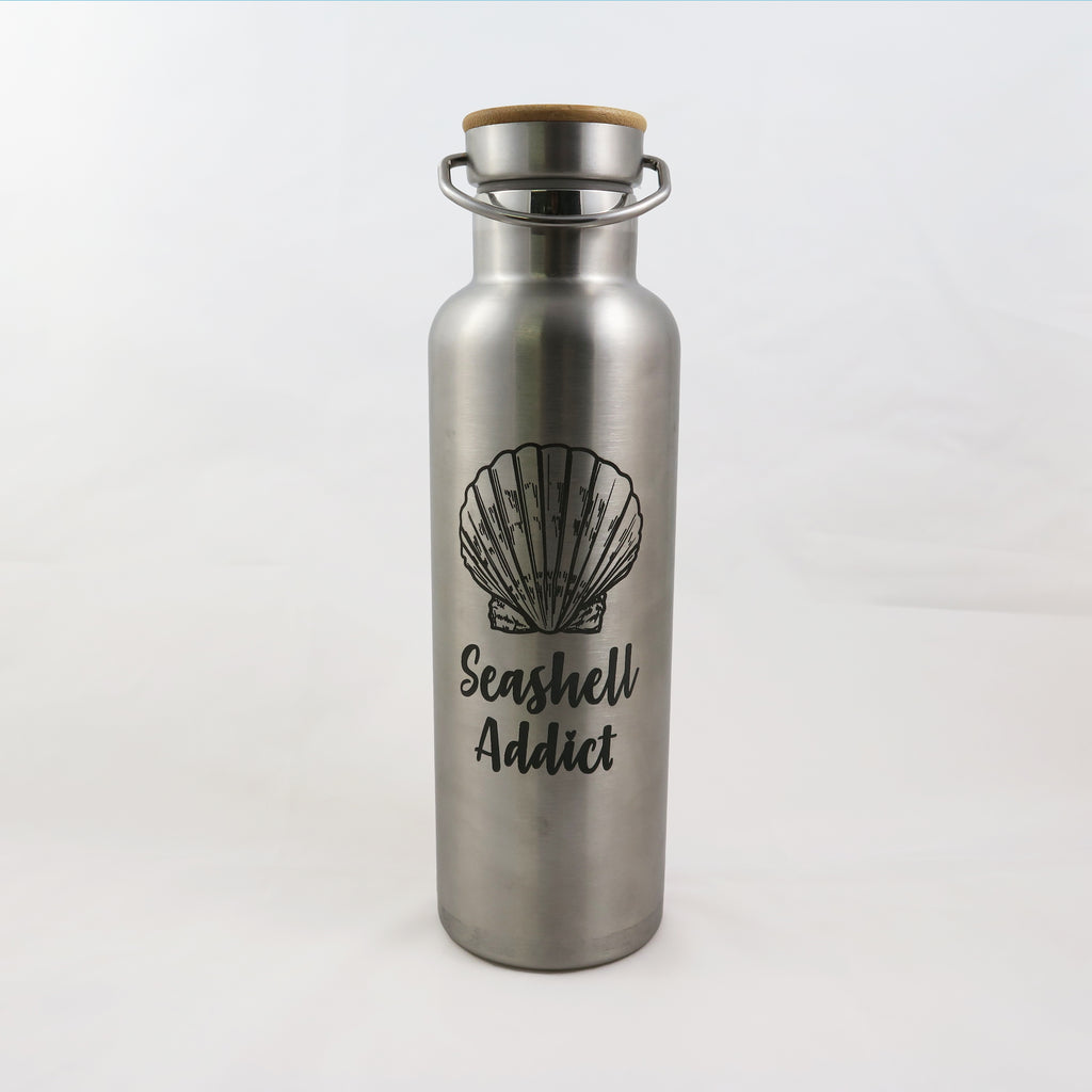 Sea Shell Addict / LUTOM collaboration Insulated Thermos Bottle