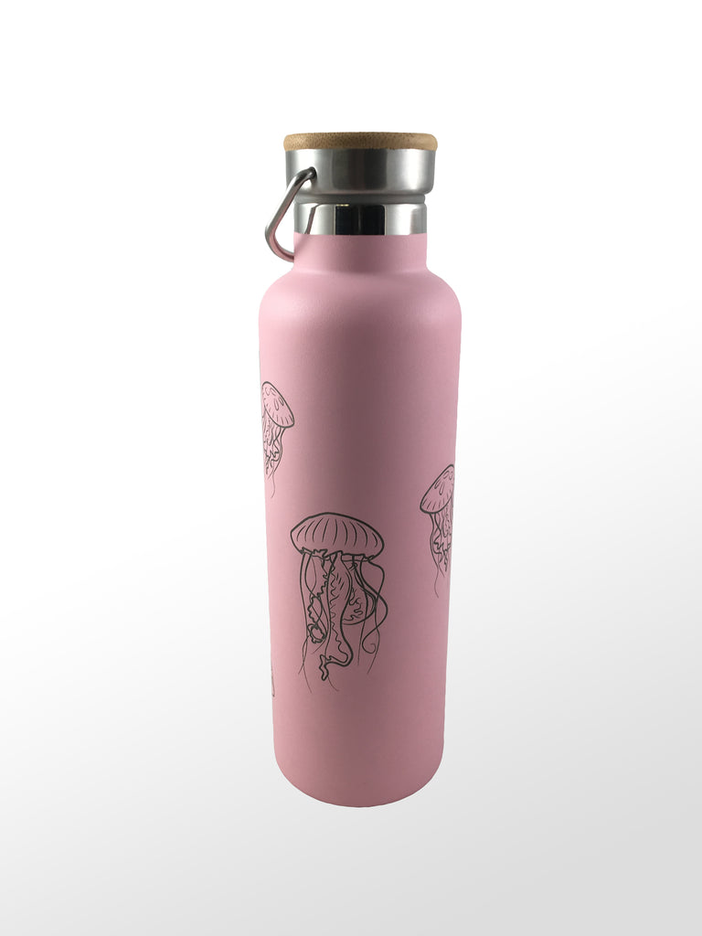 Jellyfish Insulated Thermos Bottle