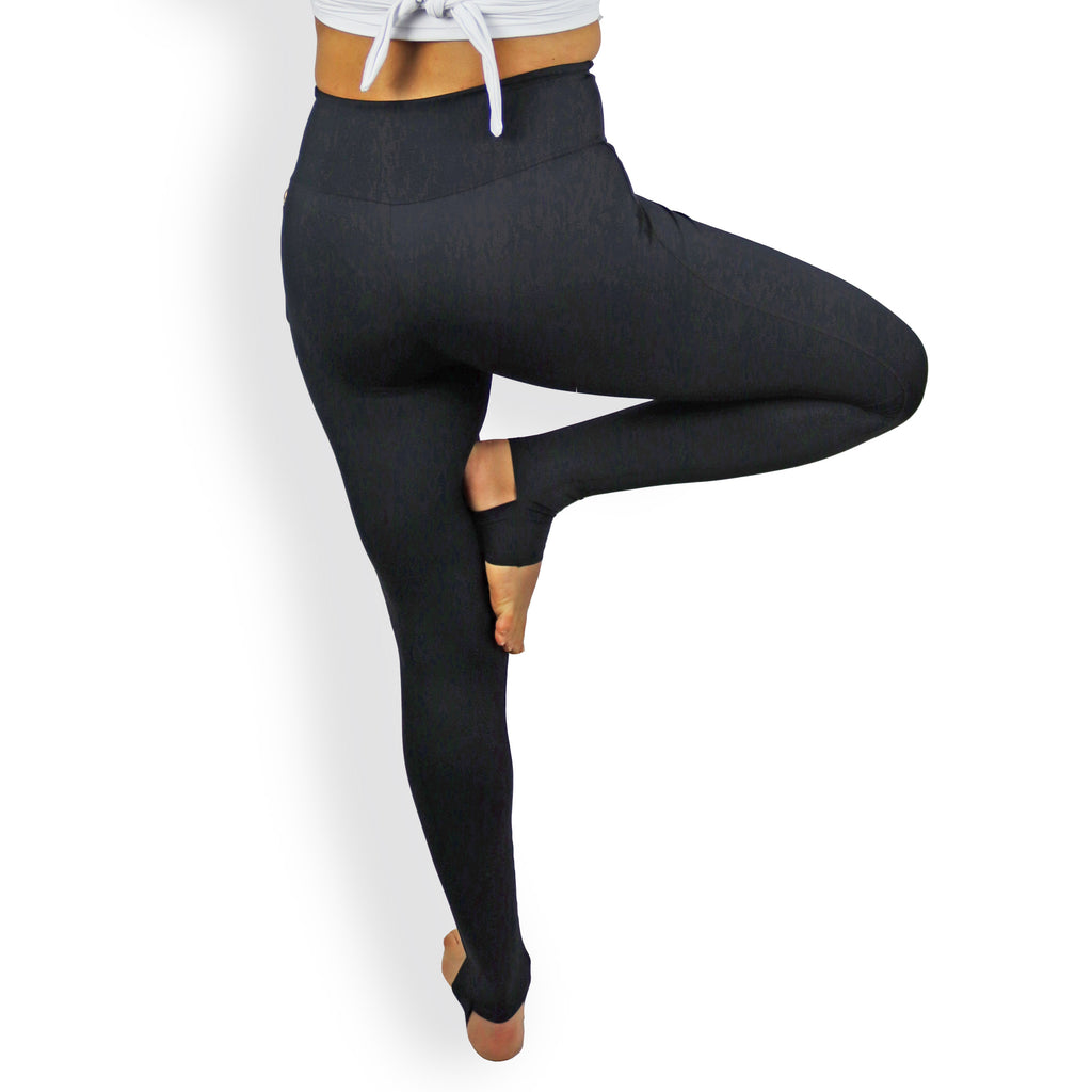 High-Rise Stirrup Leggings