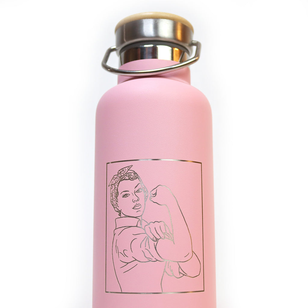 """We Can Do It!"" Thermos Bottle"