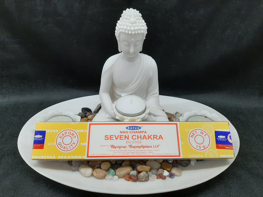 Incense Sticks Seven Chakra (Satya) - 15 Grams