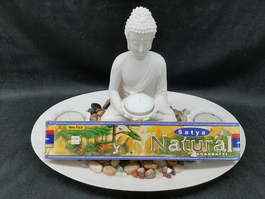 Incense Sticks Natural (Satya) - 15 Grams