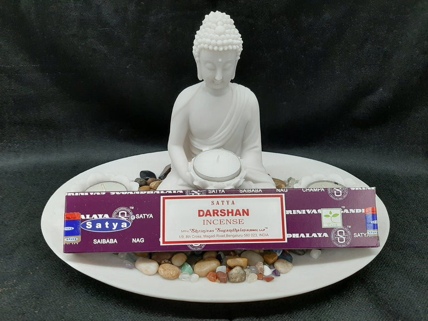Incense Sticks Darshan (Satya) - 15 Grams