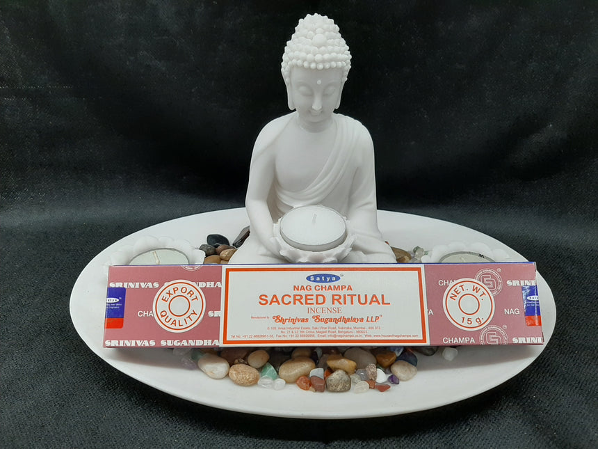Incense Sticks Sacred Ritual (Satya) - 15 Grams