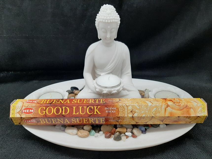 Incense Sticks Good Luck (Hem) - 20 Sticks