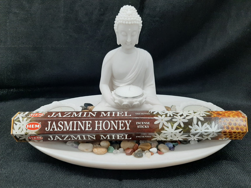 Incense Sticks Jasmine Honey (Hem) - 20 Sticks