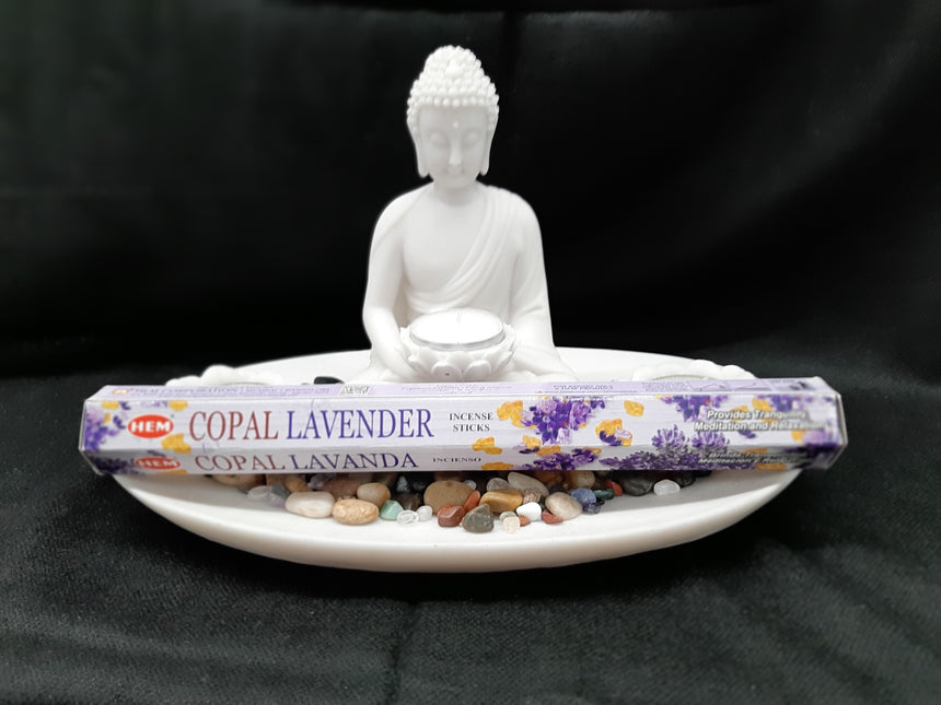 Incense Sticks Copal Lavender (Hem) - 20 Sticks