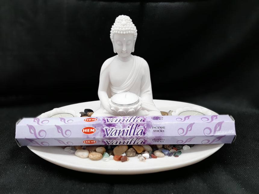 Incense Sticks Vanilla (Hem) - 20 Sticks