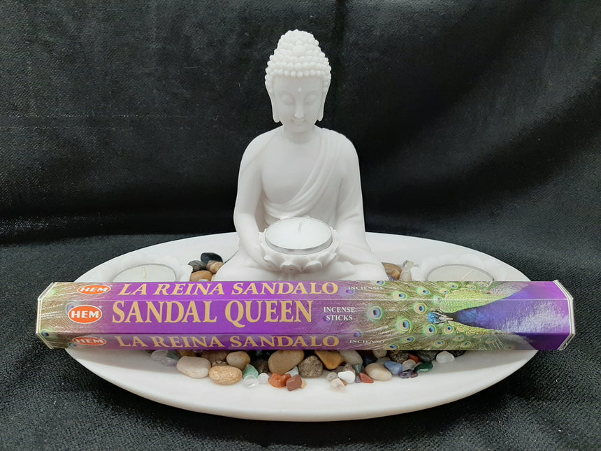 Incense Sticks Sandal Queen (Hem) - 20 Sticks