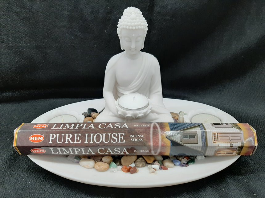 Incense Sticks Pure House (Hem) - 20 Sticks