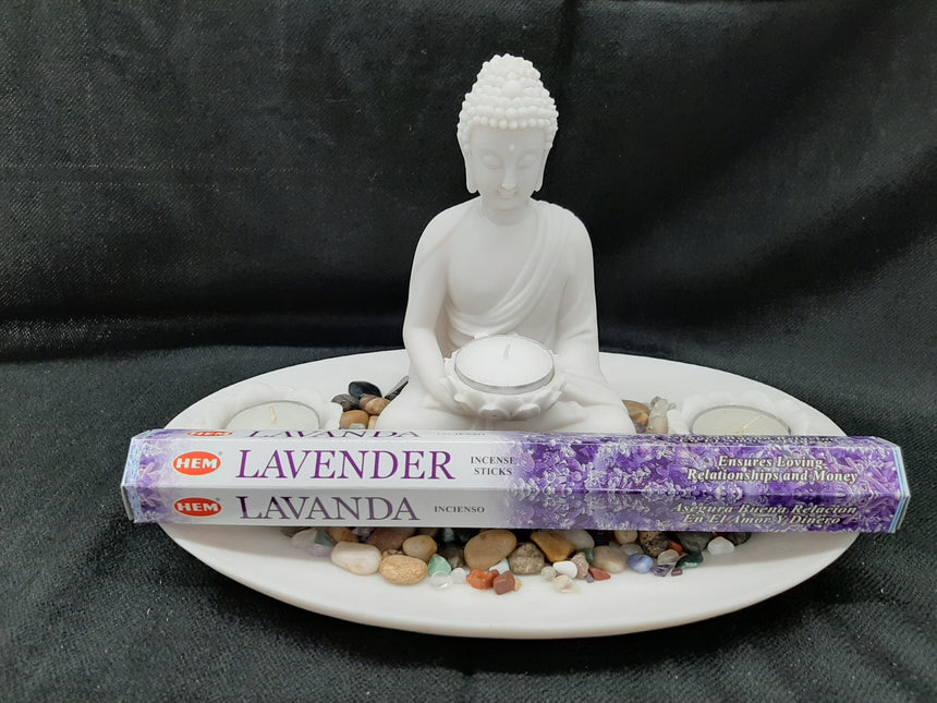 Incense Sticks Lavender (Hem) - 20 Sticks