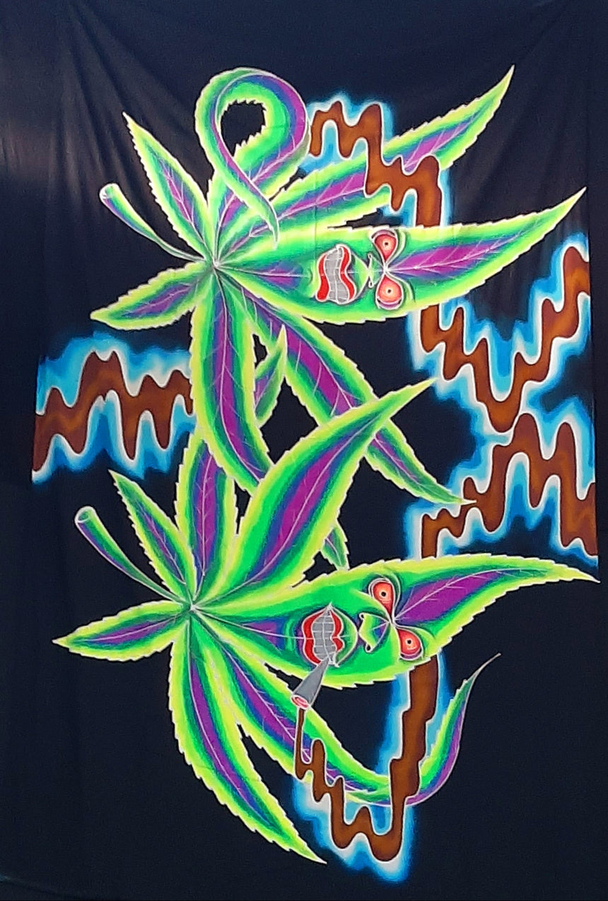 Psychedelic Wall Hanging
