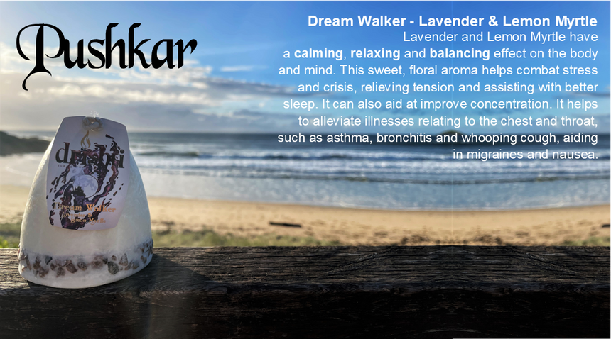 Drishti Candle, Dream Walker