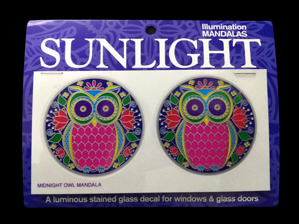Sunlight - Midnight Owl, Decal, Sticker