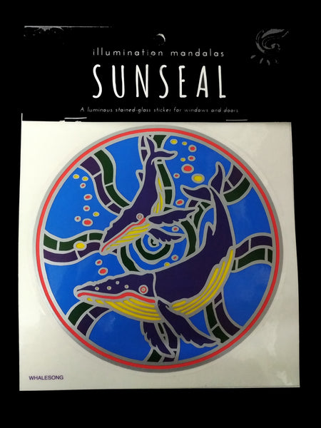 Sunseal - Whalesong, Decal, Sticker