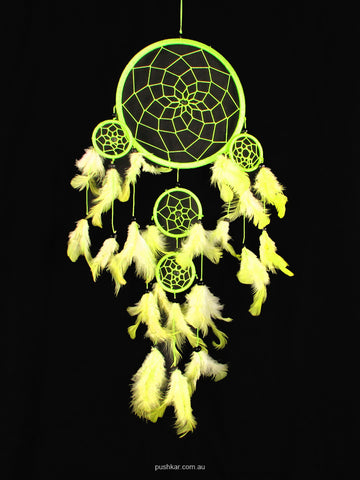 Green (16cm), Medium, Dream Catcher