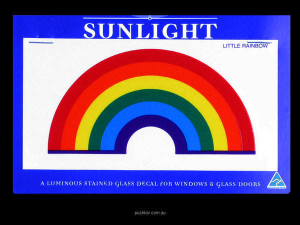 Sunlight - Little Rainbow, Decal, Sticker