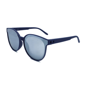 Ultim Cat Eye Navy Silver