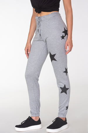 Glitter Stars Sweatpants