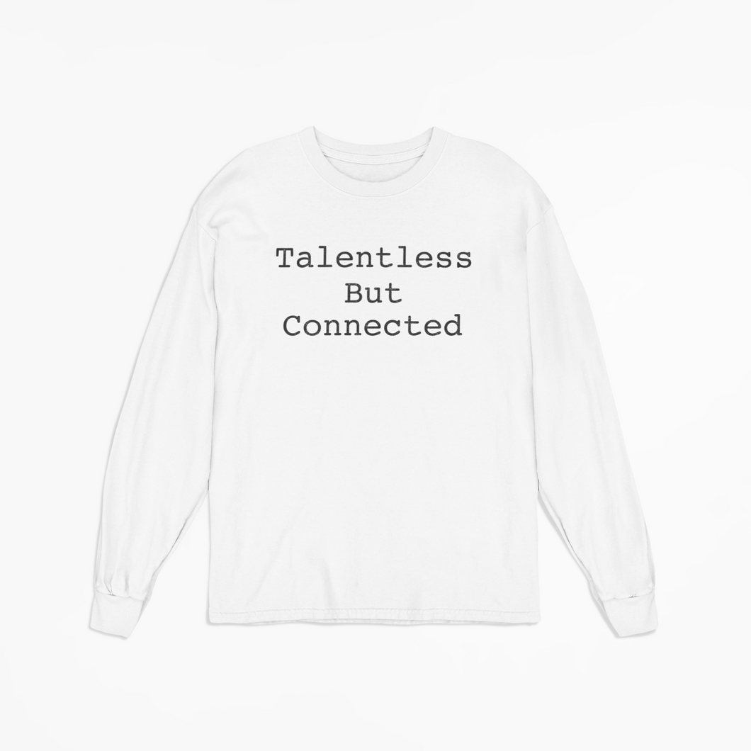 Talentless Long-sleeve Tee
