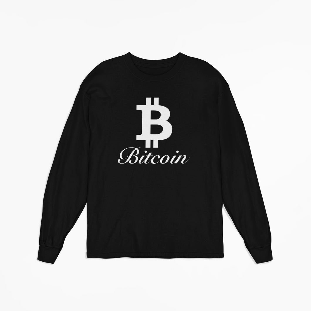 Bitcoin Long-sleeve Tee