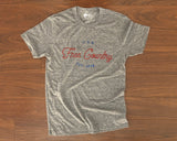 Free Country Fourth of July t-shirt (Womens)