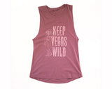 Keep Vegas Wild Muscle Tank (Womens)