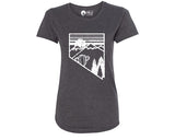 Nevada Desert Mountain T-shirt