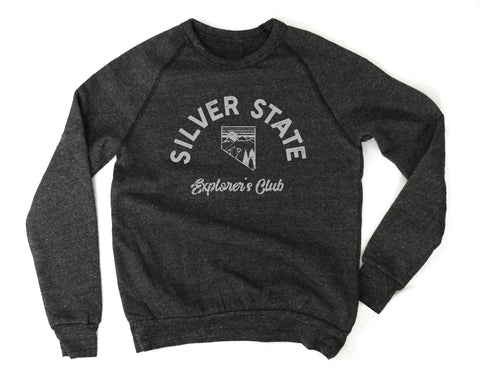 Silver State Explorer Pullover (unisex)