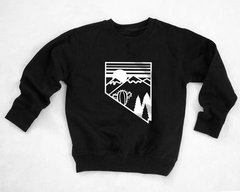 Silver State Icon Pullover Fleece