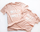 Wild West- Matching Set (Adult/Kid)
