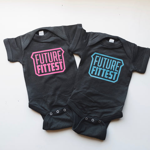 Future Fittest Baby Bodysuit Onesie