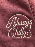 Always Chilly Pullover