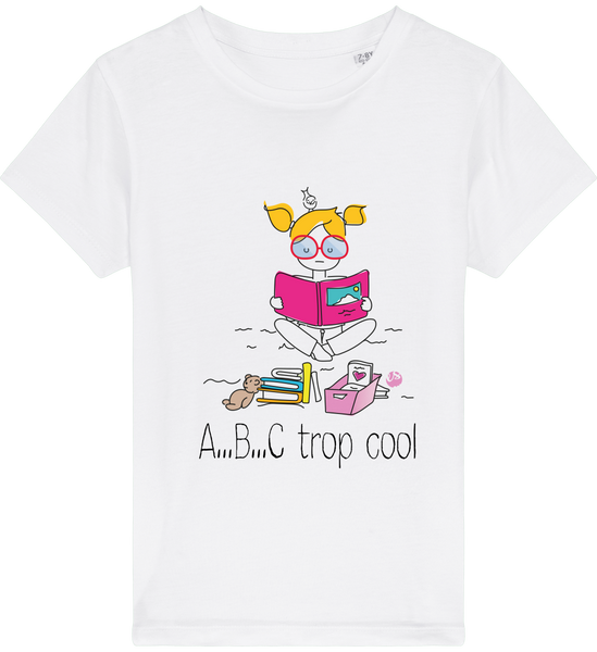 "T-shirt Enfant ""ABC"""