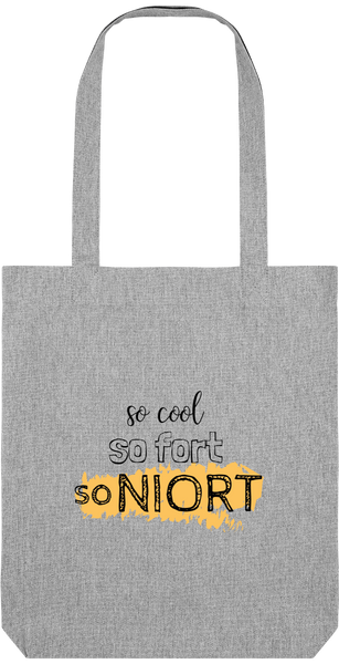 "Tote Bag ""So Niort"""