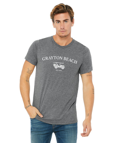 Grayton Beach Jeep