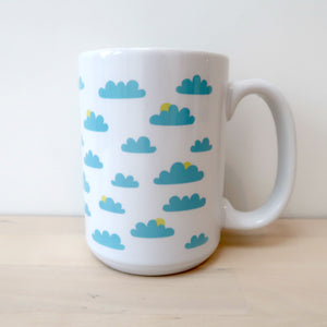'Morning Bab' Big Mug