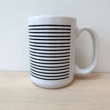 Load image into Gallery viewer, 'Stripes For Life' Big Mug