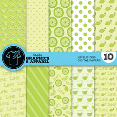 Limelicious Patterned HTV