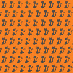 Trick or Treat Patterned HTV