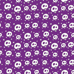 Ghoulish Paper Patterned HTV