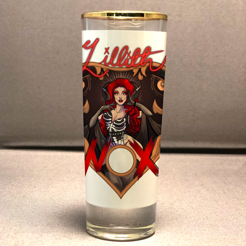 Lillith Nox - Shot Glass