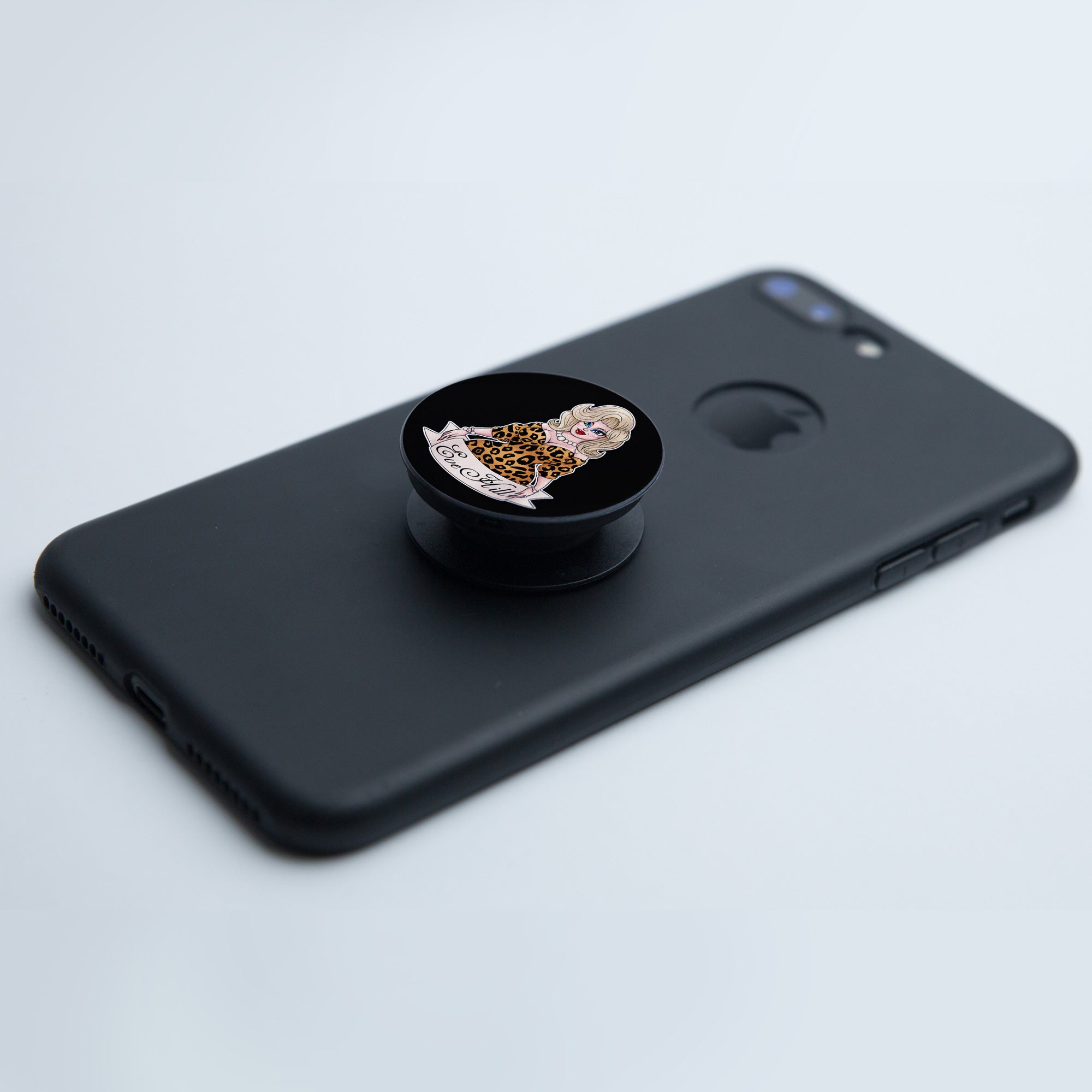 Eve Hill - Logo Popsocket