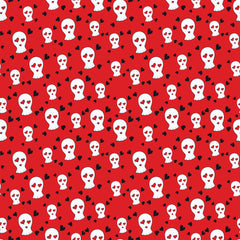 Pirate Skulls Patterned HTV