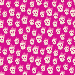 Love u to Death in Pink Patterned HTV