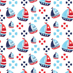 Nautical Patterned HTV