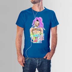 Galaxy Rose - Love me dammit shirt