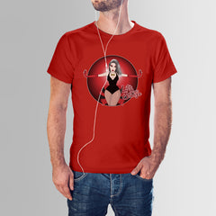 Lita Von Sleaze - Red Logo shirt