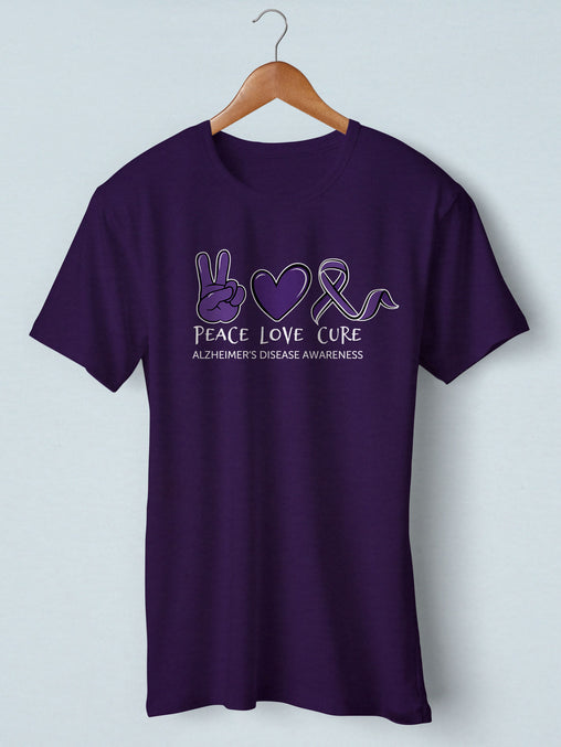 Peace Love Cure - Alzheimer's
