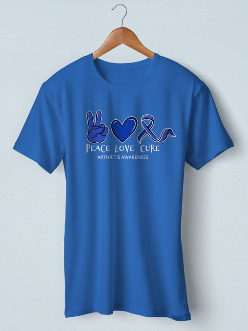 Peace Love Cure - Arthritis